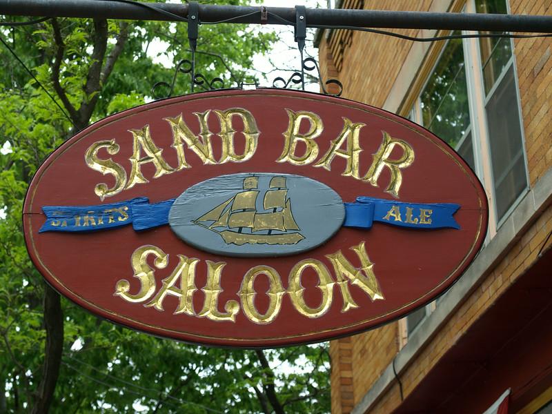 Sand Bar Saloon