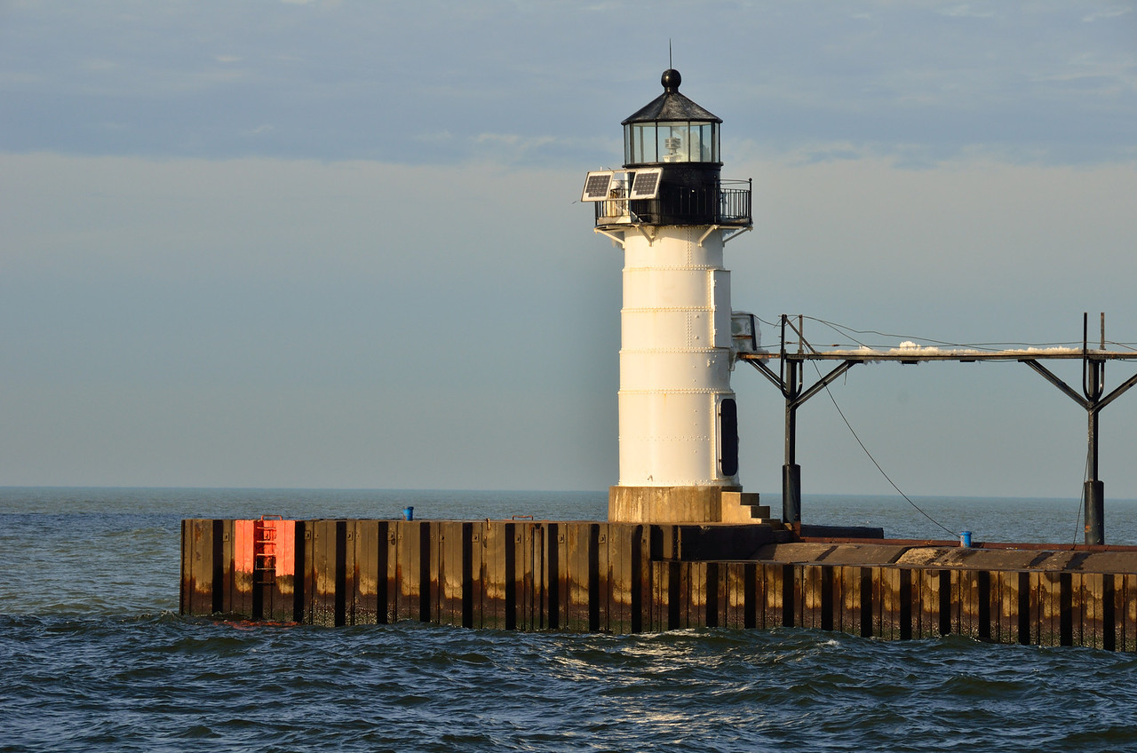 North Pier Outer Light
