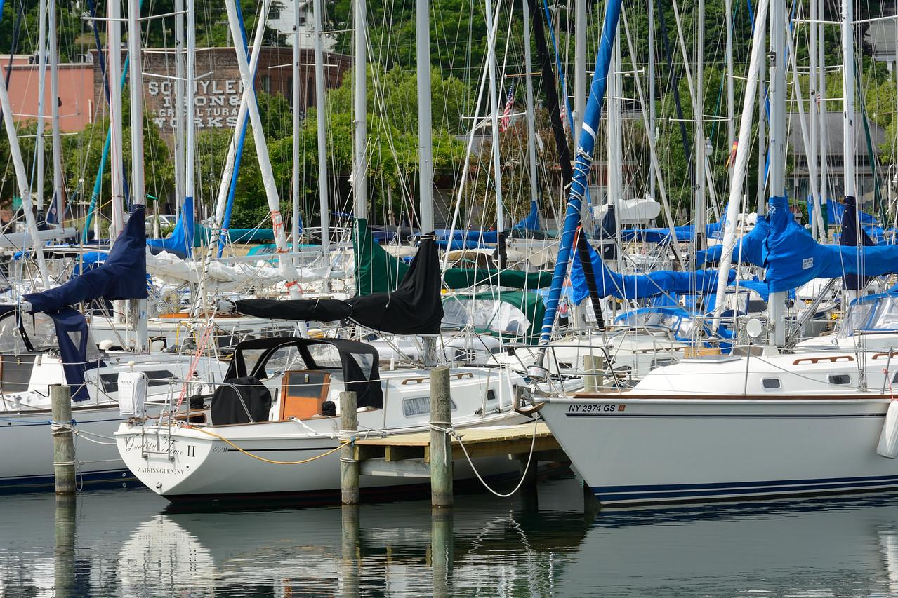 Marina at Watkins Glen