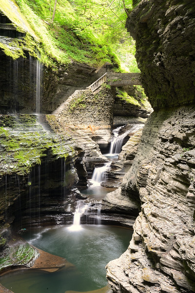 Whatkins Glen Gorge