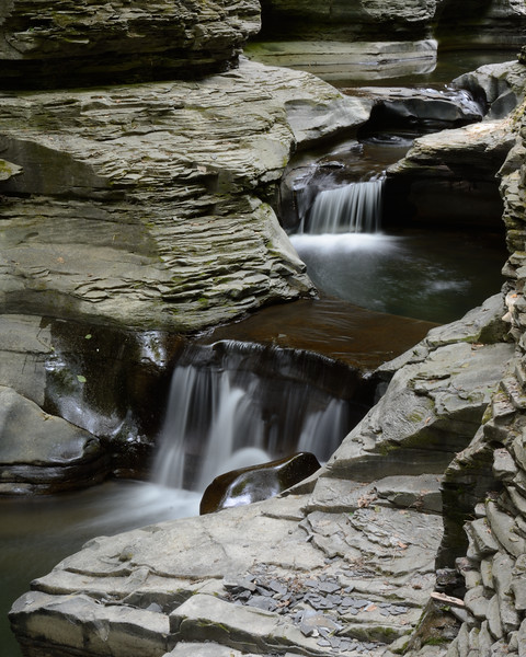 Watkins Glen Gorge Fall