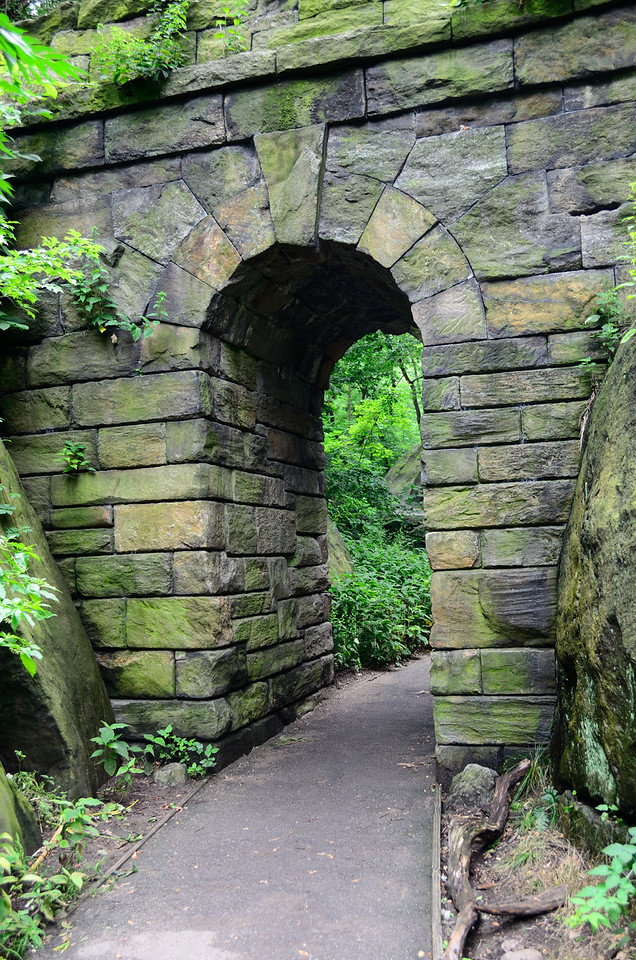 Archway in Central Park