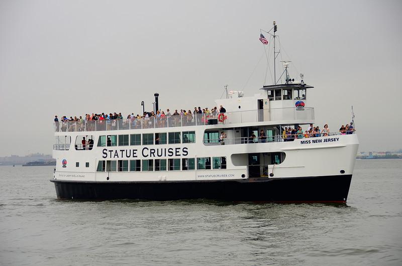Statue of Liberty Cruise Boat