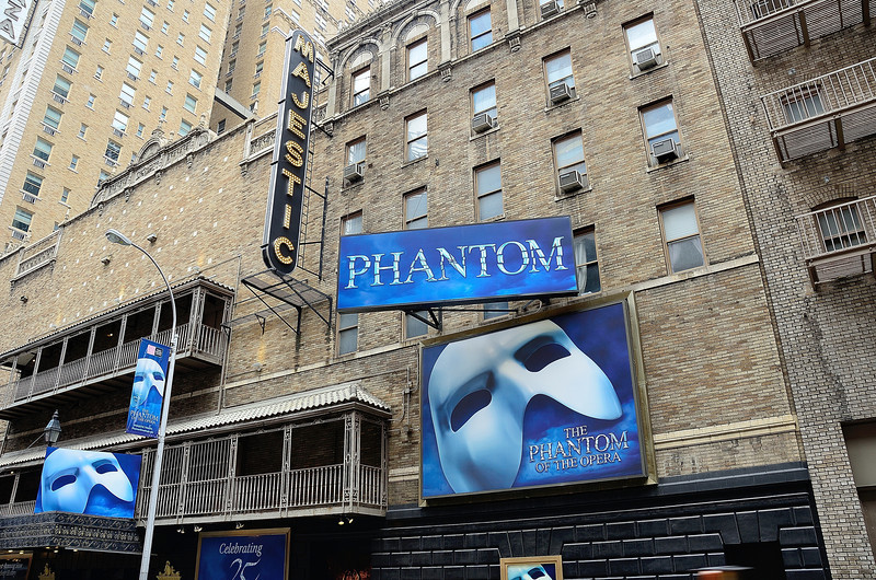Home of the Phantom