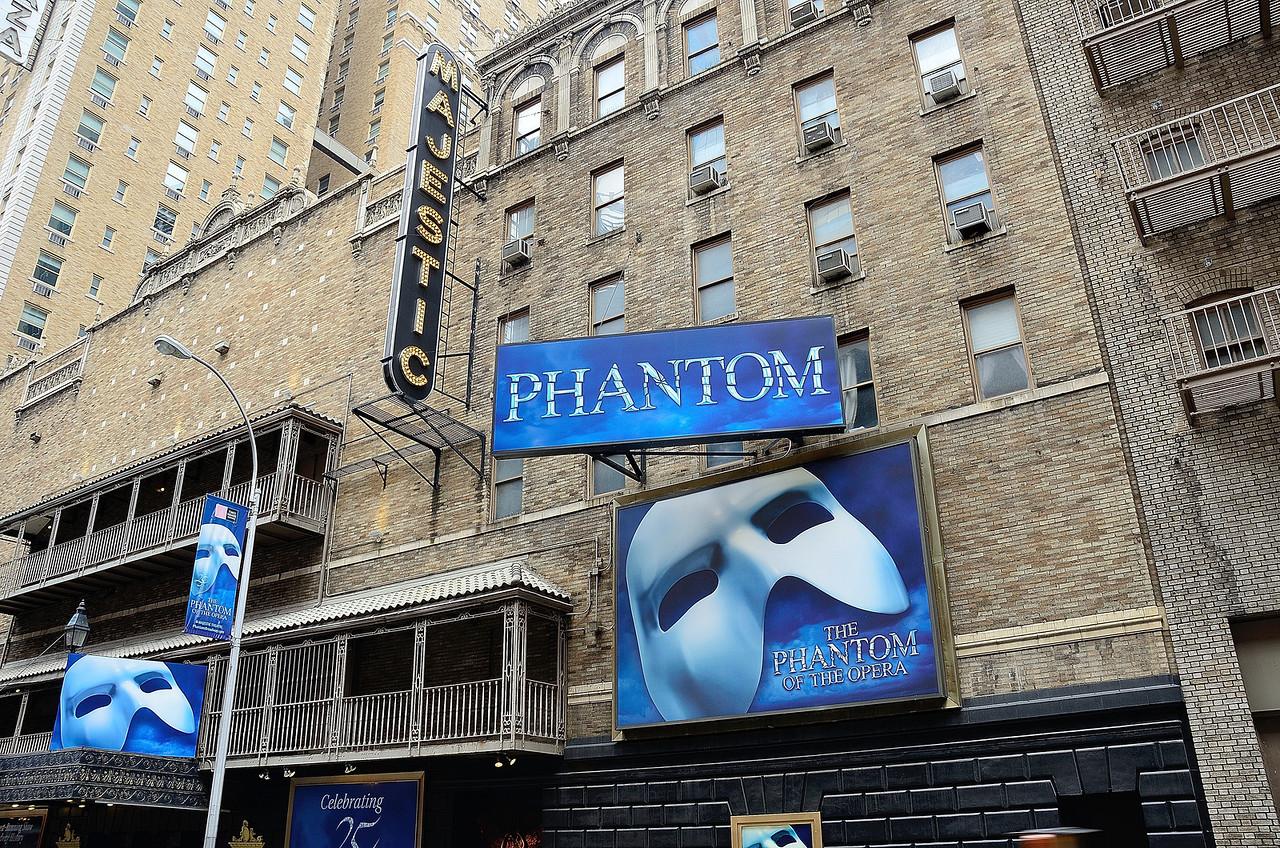 Home of the Phantom