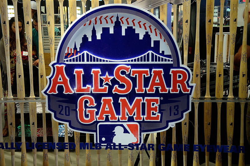 2013 All Star Game was played on the Tuesday that we left