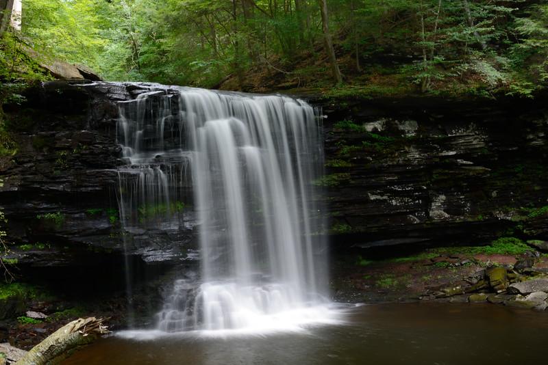 Harrison Wrights Falls