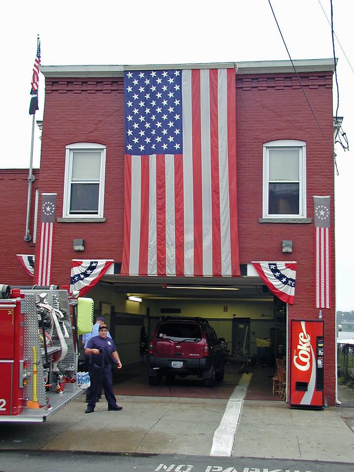 Fire Station Bristol RI