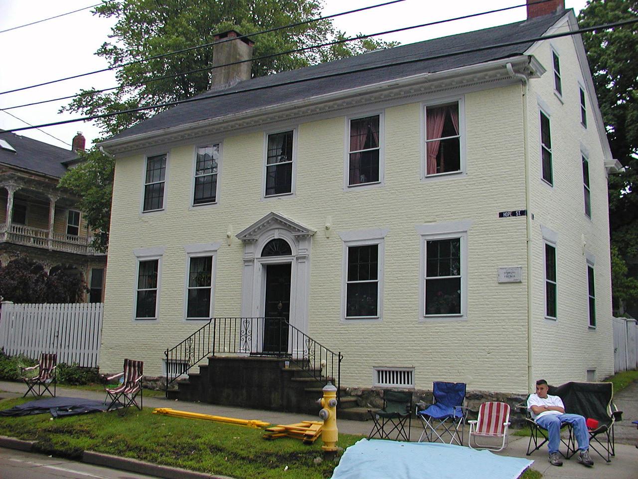 Historic Home Bristol RI