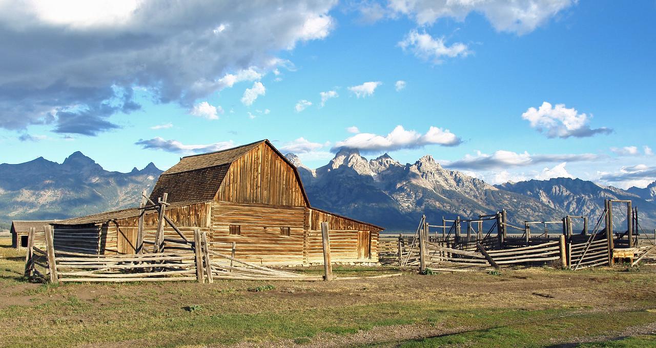 Moulton Barn Homestead