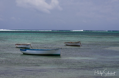 Mauritian Fishing Boats