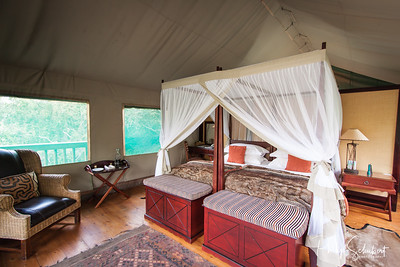 Bottlierskop Safari Tent