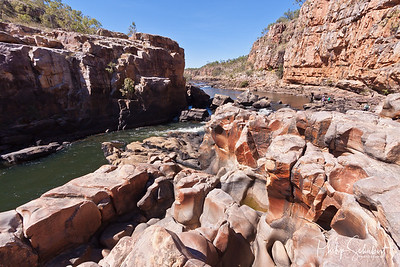 The Vortices, Katherine Gorge, NT