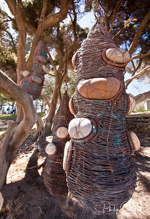 Sculptures by the Sea - Cottesloe Beach 2012