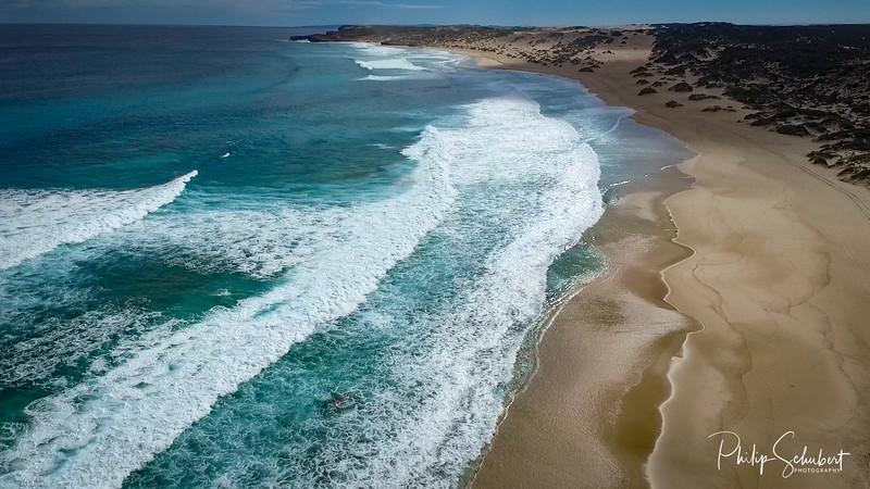 False Entrance - Shark Bay