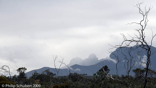 Stirling Ranges in the Spring of 2009