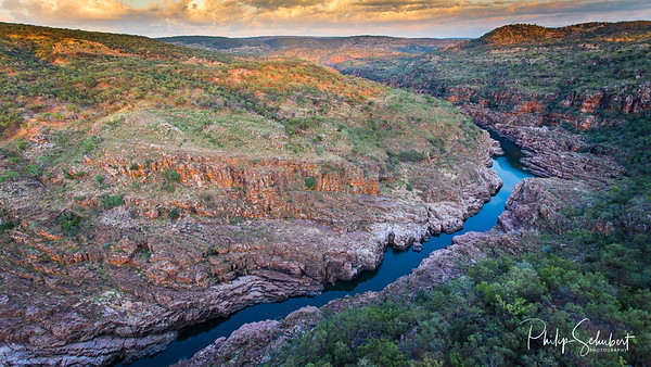 Isdell River Gorge, Kimberley, Western Australia