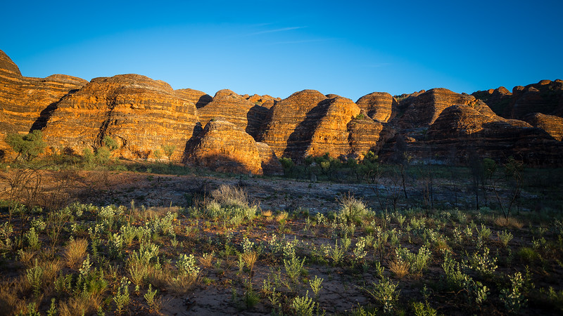 Sunrise on the Beehives - Bungle Bungles, Kimberley, Western Australia