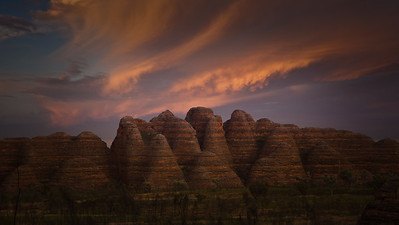 """Dawn over the Bungles"""