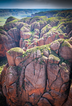 The Bungles - Purnululu World Heritage Listed National Park