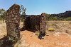 Lillimooloora Police Station Ruins in the Windjana Gorge National Park, Kimberley, Western Australia