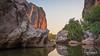 Windjana Gorge, King Leopold Ranges, Kimberley. Western Australia