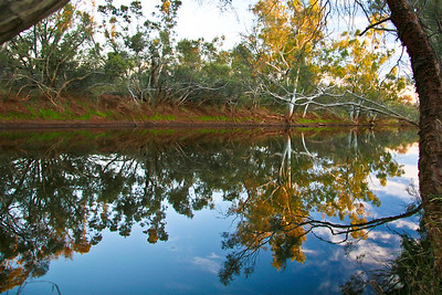 Middle Gascoyne Reflection Pool