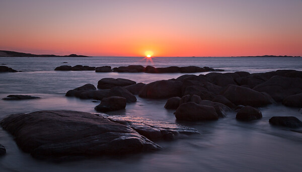 Sunrise at Cape Leeuwin
