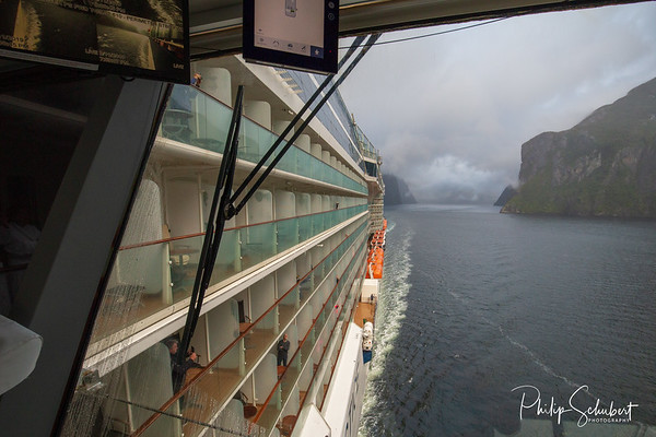 "Images on and around the cruise ship - ""Celebrity Solstice"""