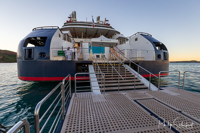 """Onboard and around Expedition Ship """"Le La Perouse"""" during the Kimberly Cruise with Abercrombie and Kent in 2019"""