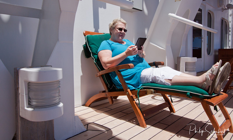 Cuise Ship Relaxation