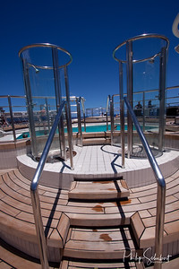 Terrace Pool - Deck 7