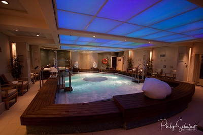 Delightful Hydrotherapy Pool
