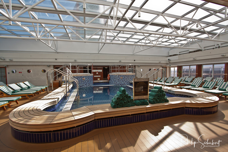 Deck 12 Pool - Roof Closed
