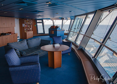 Room with a View - You can drive a ship from here too if you get bored!