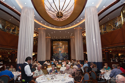 "Cascades Dining - ""Radiance of the Seas."""
