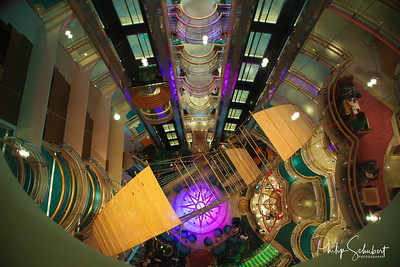 The Centrum - Radiance of the Seas