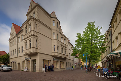 Ostwald House in Bitterfeld in 2019