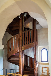 Internal Images of the Wartburg Castle in Eisenach, Germany