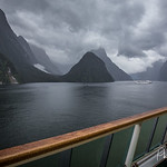 In the Fjordland National Park in the South West of the South Island of New Zealand, Milford Sound is the jewel in the crown of a spectactular and rugged region that attracts tourist from al ...
