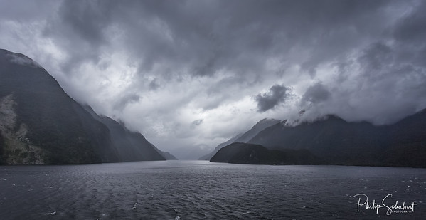 Thompson Sound, New Zealand