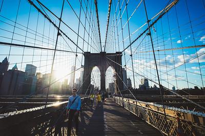 Brooklyn Pedestrian Bridge