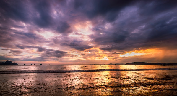 """Bronzed Beach"" @ Ao Nang (Thailand)"