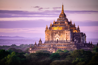"""Rebirth"" @ Old Bagan (Myanmar)"