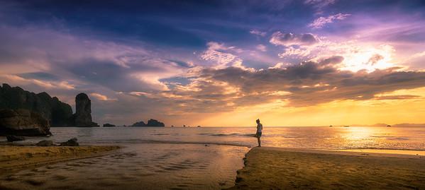 """""""Baywatcher"""" @ Ao Nang Beach (Thailand)"""