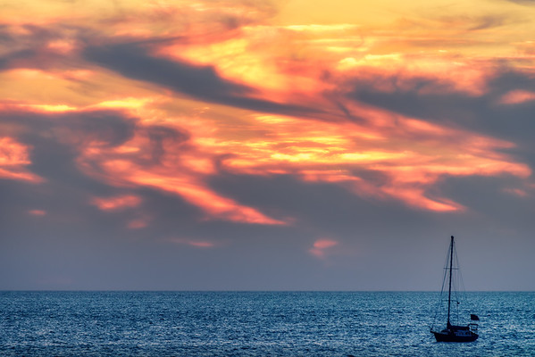 """Sailor's Delight"" @ Playa Del Rey (California)"