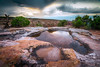 """Rain Pool"" @ Colorado National Monument"
