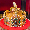 Imperial Crown of the Holy Roman Empire (copy on display in Aachen city hall)