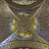 Ceiling at the entrance of the cathedral