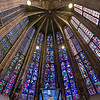 Glass Chapel with Shrine of the Virgin Mary (inside Aachen Cathedral)
